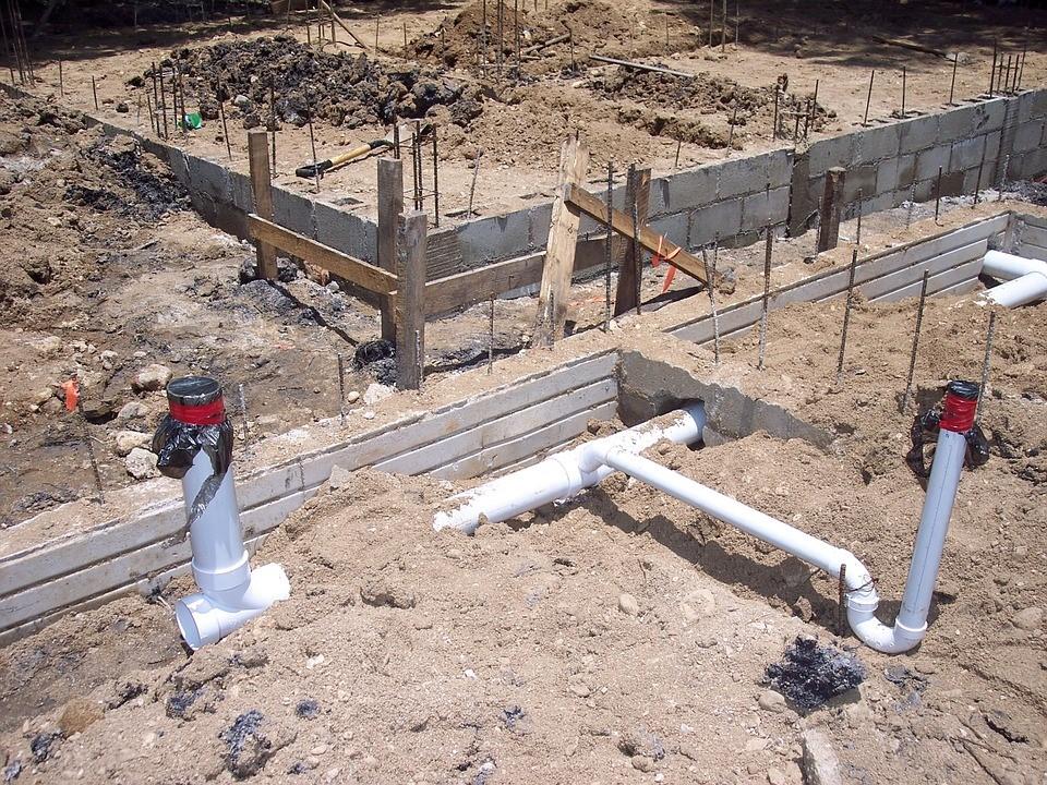 building plumbing